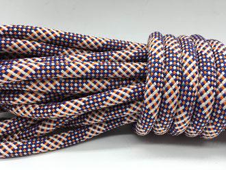 9,8 mm Blau / Orange / Cream