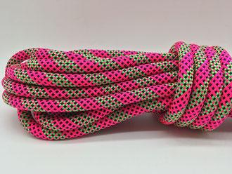 9,7 mm Neon Pink und Grün
