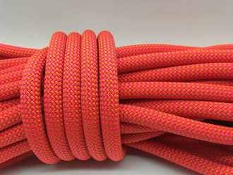 10,0 mm Orange-Rot