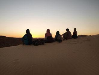 Sonnenuntergang - ohne Worte