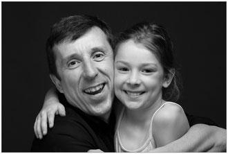 Père et fille - Gilliane