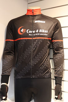 Care 4 Bikes Jersey Lange Mouw