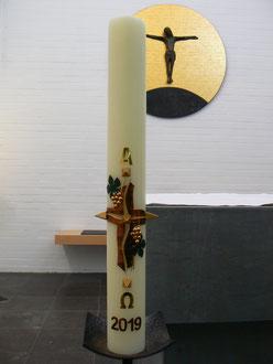 O22 mit goldenen Grannen