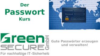Der Passwortkurs