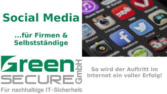 Sozialmedia für Firmen & Selbstständige
