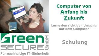 Computer von Anfang bis Zukunft