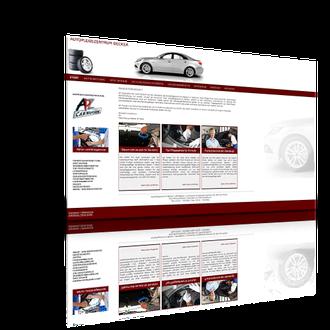 Auftraggeber: Autoaufbereitung. Unsere Leistungen: Webdesign, Imagefilm, Layout, Texte, Bilder, Rechtsprüfung, Webbetreuung
