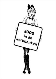 2000 - Lithse Revu in de kerkbanken