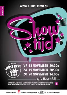 2016 - Showtijd