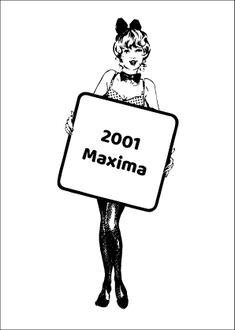 2001 - Maxima