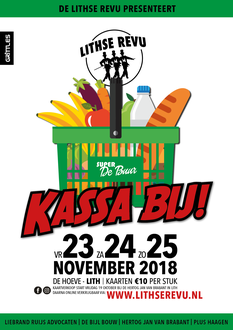 2018 - Kassa bij!