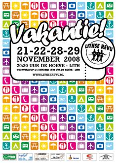 2008 - Vakantie