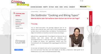 Cooking & Biking