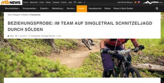 MTB-News Schnitzeljagd Sölden