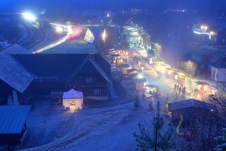 Weihnachtsmarkt Gstatterboden