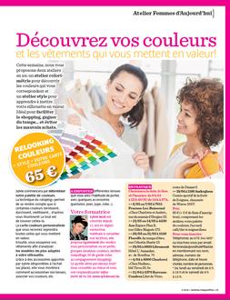 Femmes d'Aujourd'hui - 2015