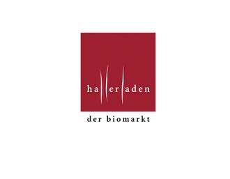 Hallerladen - Der Biomarkt - Logo