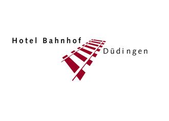 Hotel Bahnhof Düdingen - Logo
