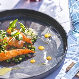Stephan Paroche, the new chef at La Table du Hameau