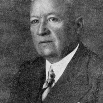 Heinrich Wendel, Bürgermeister von Homberg in den Jahren von 1903-1934