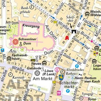 Karte 5: Markt & Dom