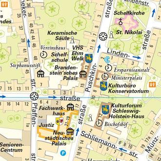 Karte 5: Schelfstadt
