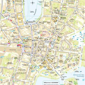 Karte 5: Zentrum
