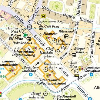 Karte 5: Schloßstraße