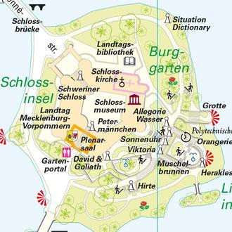 Karte 5: Schlossinsel