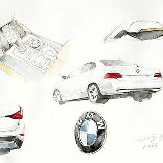 Transportation Design, Automobil Zeichnen lernen, Mappenkurs Transportation Design, Studium Transportation Design