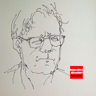 Grafisches Zeichnen, Technik des grafischen Zeichnens, Kunst des grafischen Zeichnens