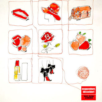 Mappenkurs Illustration, Studidieren Illustration, Illustration für Kinderbuch, Studium Illustration