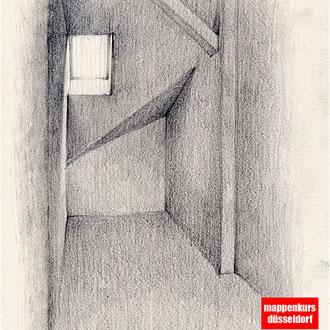 Innenarchitektur, Architekturzeichnen, Düsseldorf NRW