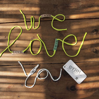 We love you - BYRH Armband