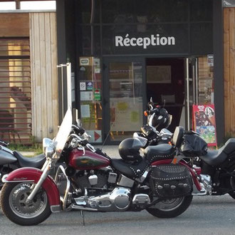 lot et bastides receptie bikers