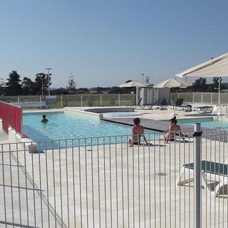 lot et bastides zwembad zon