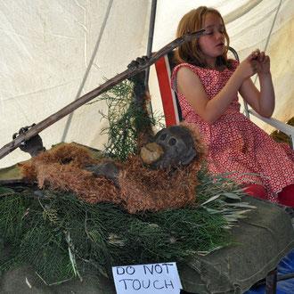 STOP (Save The Orangutan Project) - Sascha Muller