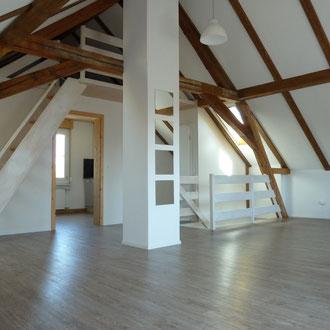 Dachwohnung in Solothurn