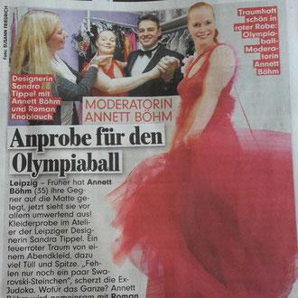 Bildzeitung vom 04.05.2013 (Foto: Susann Friedrich)