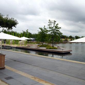 Floßhafen