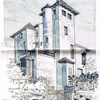 Daniel Castro, 2013. Casa Cebrià Camprubí