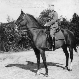 Gerhard Künemund im II. Weltkrieg