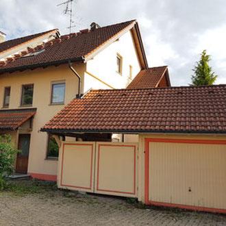 Idyllische Doppelhaushälfte, Wasserburg am Bodensee
