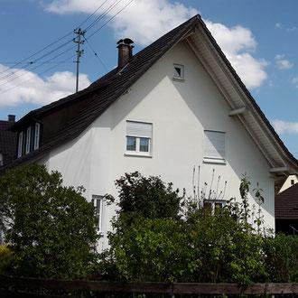 Einfamilienhaus, Burgau
