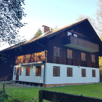 Idyllisch gelegener Eindachhof, Weitnau (Bayern)