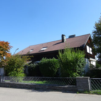 Einfamilienhaus, Friedrichshafen - Berg