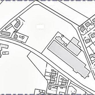 Ehem. Betonwerk Wolf, Baienfurt, ab ca. 2023 entsteht ein neues Wohnquartier