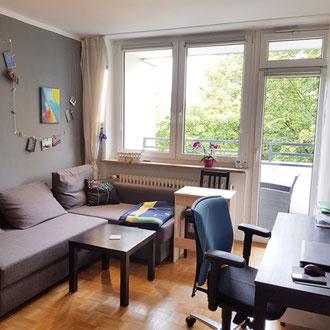 1-Zimmer-Apartment, München