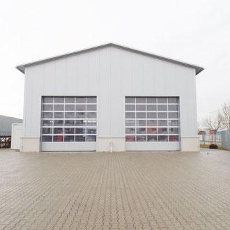 Gewerbehalle, Neu-Ulm