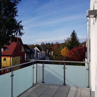 2-Zimmer-Neubauwohnung, Überlingen